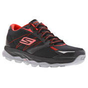 Mens GoRun Ultra Trainers (Black/Red)