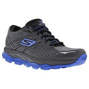Mens GoRun Ultra Trainers (Charcoal/Blue)