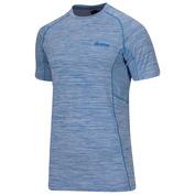 Mens Sangha T-Shirt (Blue)