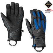Warrant Gloves (Black/Glacier)