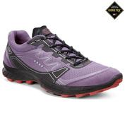 Womens GTX Biom Trail FL Shoes (Grape/Poppy)