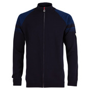 Mens Beito Merino Jacket (Marine\/Athletic Blue)