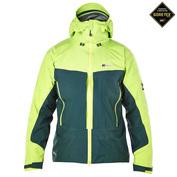 Mens Kanchenjunga II GTX Shell Jacket (Dark Green/Green)