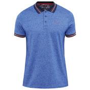 Mens Fore Polo Shirt (Bright Blue)