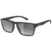 Melbourne Polorised Sunglasses (Black Shiny)