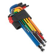 Hex Key Set (9 Piece)