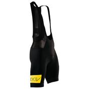 Mens #M Series Bib Shorts (Black/Yellow)