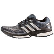 Mens Response Boost Techfit Shoes (Bold Onix/Silver)