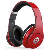 Studio Headphones (Red)