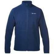 Mens Stainton Full Zip Fleece Jacket (Poseidon/Marl)