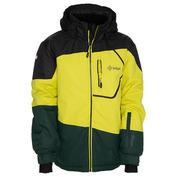 Boys Havan Ski Jacket (Yellow)