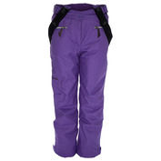 Womens Kaksi Snowboard Trousers (Violet)