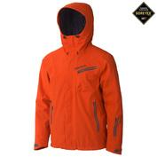 Mens Freerider Jacket (Orange Haze)