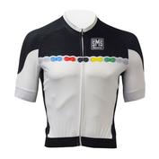 Full Zip Short Sleeve Jersey - 2013 (Black)