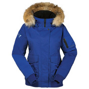Womens Glacier Down Jacket (Clematis Blue)