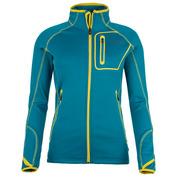 Womens Tunderia Fleece Jacket (Turquoise)