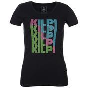 Womens Gaja T-Shirt (Black)