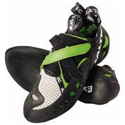 Avax Climbing Shoes (Green\/White)