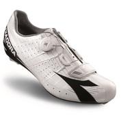 Speed Vortex Road Shoes (White/Black)