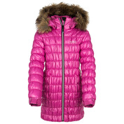 Girls Brielle Insulated Jacket (Pink)