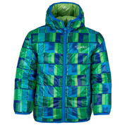 Boys Magad Reversable Insulated Jacket (Green)