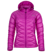 Womens Christa Down Jacket (Violet)