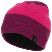 Womens Perta Knitted Hat (Violet)