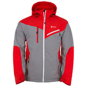 Mens Azon Softshell Jacket (Red)
