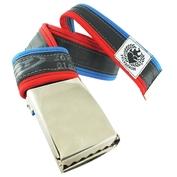 Inner Tube Belt (Red/Blue)