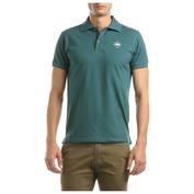Mens HB Polo Shirt (Jungle Green)