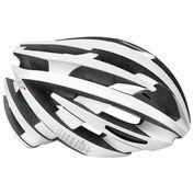 ZY Helmet (Matt White/Shiny Light Blue)