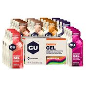 Mixed Energy Gels (24 Pack)