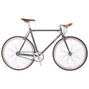Single Speed Bike (Grey)