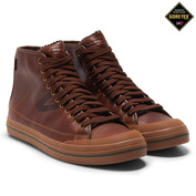 Skymra Court Leather GTX Shoes (Brown)