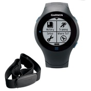 Forerunner 610 GPS Sports Watch with HRM (Black)