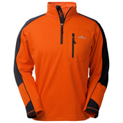 Mens Gent Thermo-Jersey Pullover (Orange)