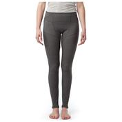 Womens Ride Legging Tights (Dark Shadow)