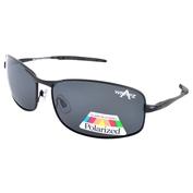 Highway Polarised Sunglasses (Black)