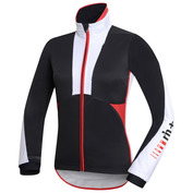 Womens DualCell Revo Jacket (Black/White/Red)