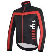Mens Logo Jacket (Black/Red)