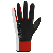 Zero Winter Gloves (Black/White/Red)