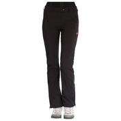 Womens Koenigsspitze Softshell Pants (Black)