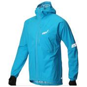 Mens AT/C RaceShell Full Zip Jacket (Blue)