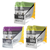 GO Isotonic Gel (60ml x 30 pack - Choice Of Flavours)