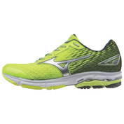 Mens Wave Rider 19 Shoes (Safety Yellow/Silver/Dark Shadow)