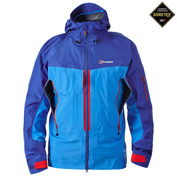 Mens Kanchenjunga II Shell Jacket (Blue)