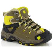 Mens Kangri Waterproof Walking Boots (Sable)
