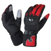 Performance Handle Bar Gloves (Red)