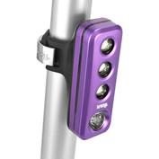 Blinder Road 4 LED Rear Light (Purple)