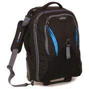 Kohima Carry-On 42L Duffle Bag (Grey/Black)